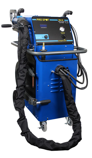 PROSPOT PHS-100 Battery Operated Welder
