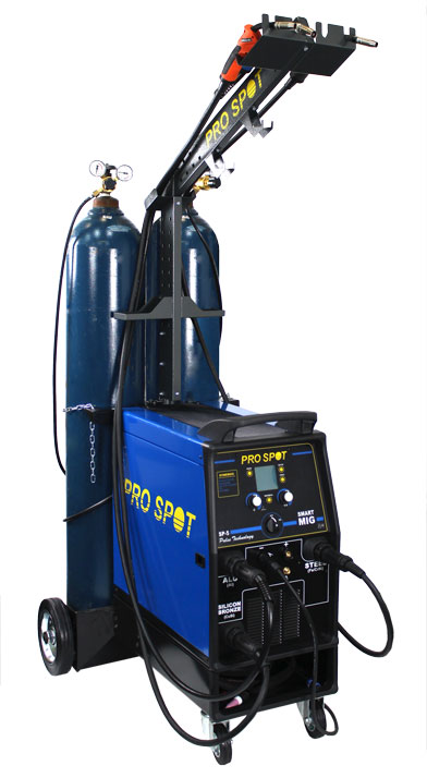 The Pro Spot line of Fume Extractors